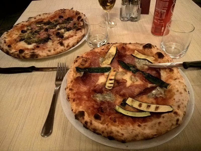 La Pizza Napoletana a Torino